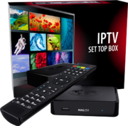 Informir MAG 254 IPTV box - best seller !