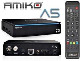 Amiko A5 combo h.265