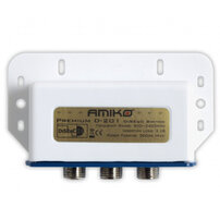 AMIKO PREMIUM - DISEQC SWITCH 2/1 OUTDOOR