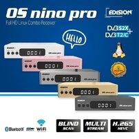 Edision OS Nino PRO S2X T2C White