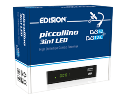 Edision Piccollino 3in1 LED