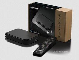 Formuler CC T2C IPTV