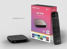 Formuler GTV Android IPTV