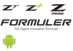 Formuler Z9 4K HEVC Android