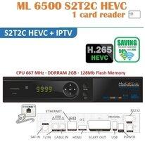 Medialink ML 6500 S2T2C HEVC