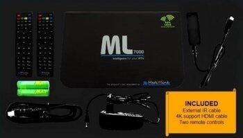 Medialink ML 7000 ECO IPTV