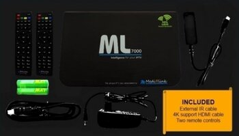 Medialink ML 7000 IPTV