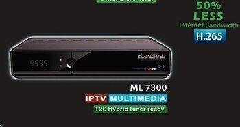 Medialink ML 7300 T2C HEVC