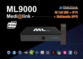 Medialink ML 9000 4K IPTV