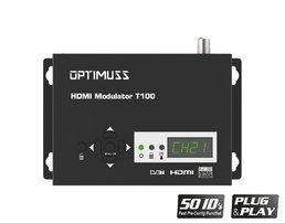 OPTIMUSS HDMI MODULATOR T100