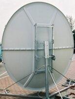 Satelite offset Dish 240 cm