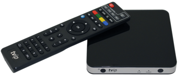 TVIP S-Box V501 IPTV Wifi