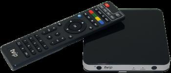 TVIP S-Box V605 4K IPTV DualBand