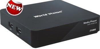 WV OTT iTV 805 Android