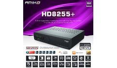 Amiko HD 8255+ S2 CI HEVC