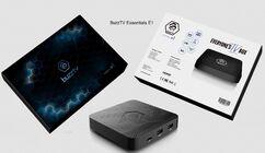 BuzzTV Essentials E1 Android IPTV