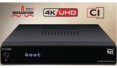 GI ET-11000 4K E2 SAT
