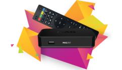 Infomir MAG 256 W1 (WIFI) IPTV BOX