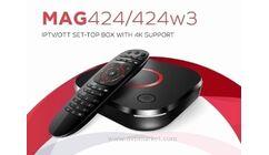 Infomir MAG 424 IPTV