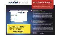 Skylink M7 Smart Card