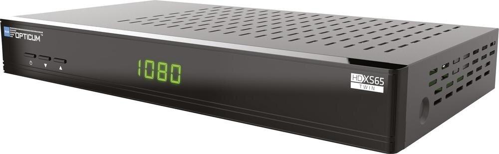 Opticum XS 65 TWIN 2x sat Conax