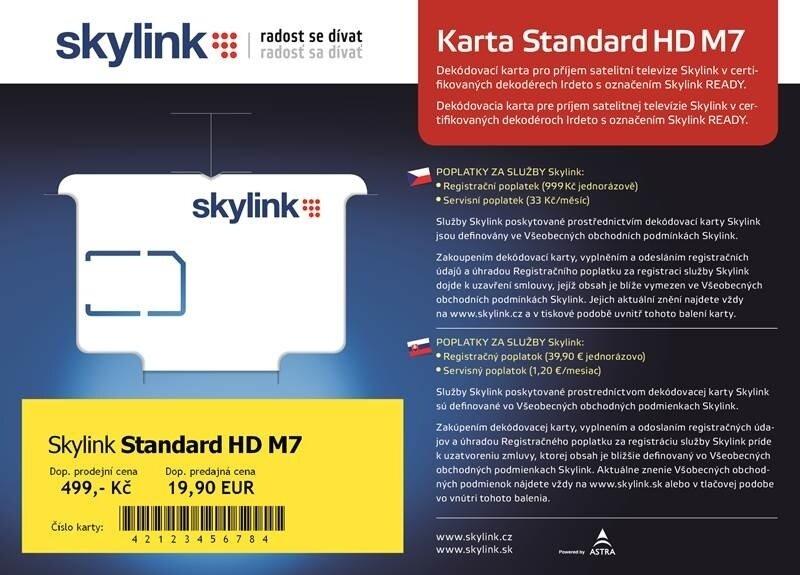 ddf10aaa7 Skylink M7 Smart Card