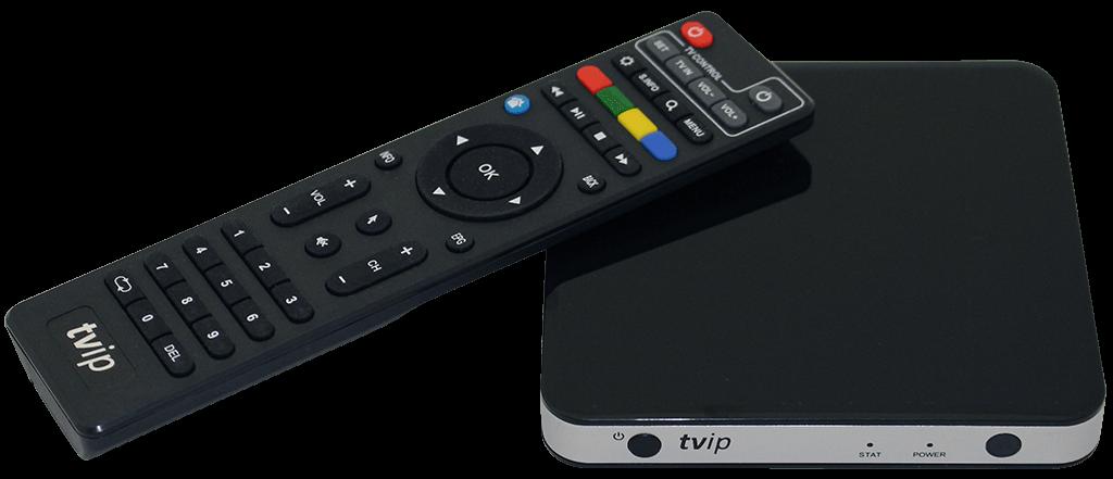 Infomir MAG 410 IPTV Android box, UHD by DVBMarket